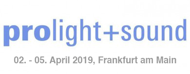 Experience domeprojection.com ProjectionTools at project: syntropy's booth H4.0 at Prolight + Sound Frankfurt/Main, April 2nd-5th, 2019