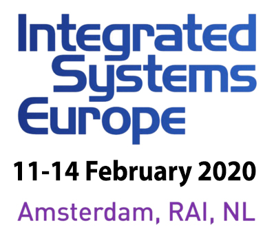 ISE 2019 Experience domeprojection.com® ProjectionTools at the upcoming ISE Integrated Systems Europe in Amsterdam / Netherlands from February 11th – 14th, 2020, booth H2-A60.